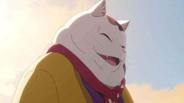 『泣きたい私は猫をかぶる』猫店主(C)2020「泣きたい私は猫をかぶる」製作委員会