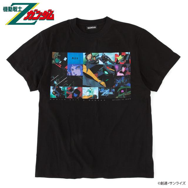 「機動戦士Zガンダム エピソードTシャツ」第2話「旅立ち」(C)創通・サンライズ