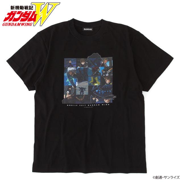 「新機動戦記ガンダムW エピソードTシャツ」第2話「死神と呼ばれるG」(C)創通・サンライズ