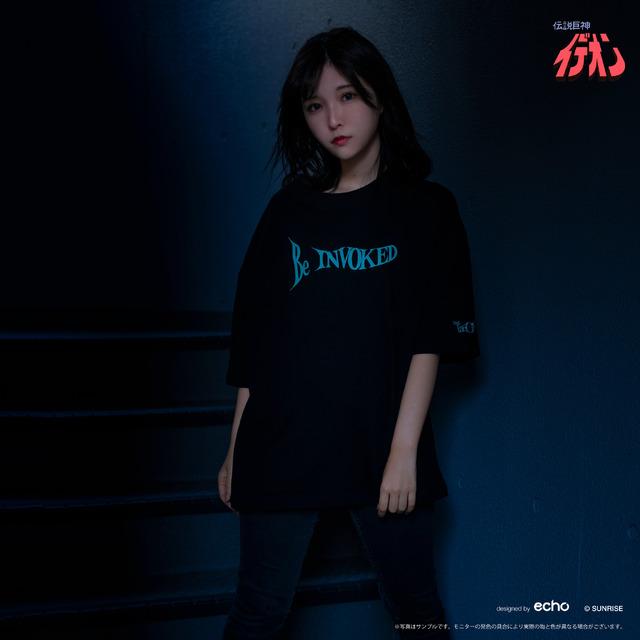 『伝説巨神イデオン』半袖Tシャツ 6,000円(税別)(C)SUNRISE