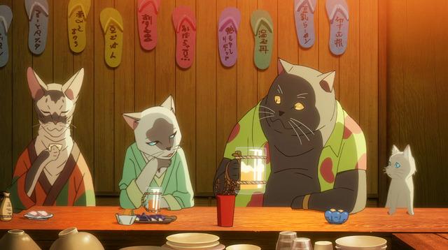 『泣きたい私は猫をかぶる』猫住人(C)2020 「泣きたい私は猫をかぶる」製作委員会