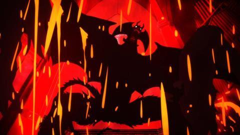 『DEVILMAN crybaby』(C)Go Nagai-Devilman Crybaby Project