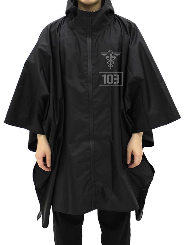 「公安局 レインポンチョ」5,000円(税別)(C)サイコパス製作委員会