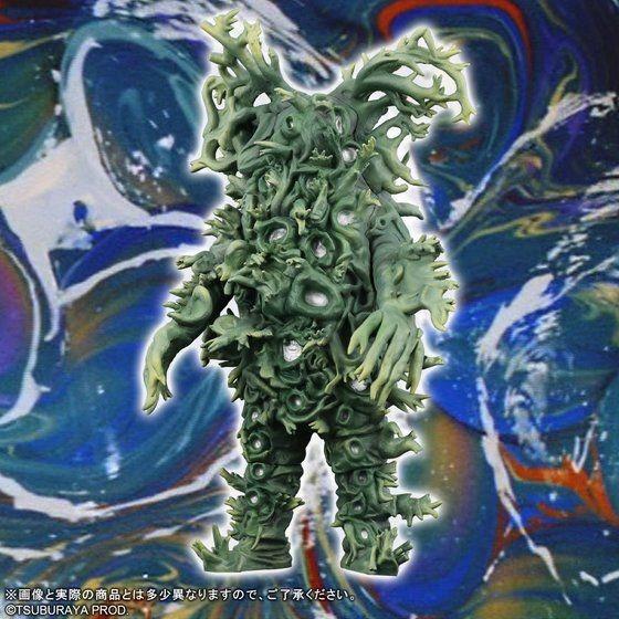 「ウルトラ大怪獣シリーズ5000 ワイアール星人」5,500円(税込)(C)TSUBURAYA PROD.