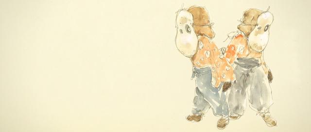 在汤浅政明导演的新作《犬王》阿努西国际电影节上,公开了正在制作的影像!松本大洋的角色原案画也公开了