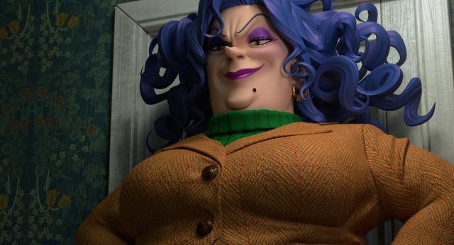 """吉卜力新作《阿雅与魔女》视觉披露!宫崎吾朗导演:""""我希望能给孩子勇气,给大人鼓劲。"""""""