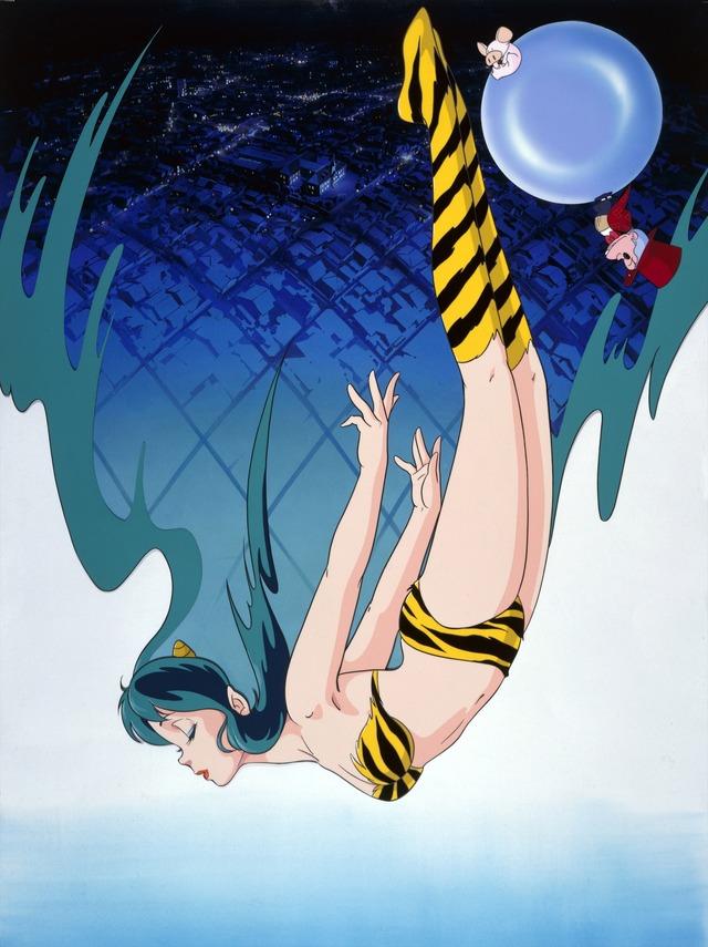 『うる星やつら2 ビューティフル・ドリーマー』(C)1984 東宝 (C)高橋留美子/小学館