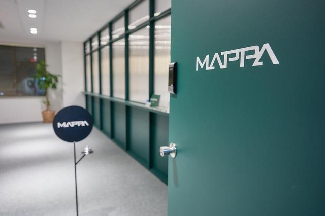 「MAPPAのスタジオ」