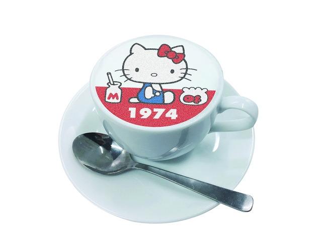 「ハローキティのラテ(全46種)」各720円(C) 1976, 2020 SANRIO CO., LTD. APPROVAL NO. L611439