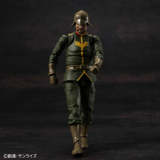 「G.M.G.ジオン公国軍/一般兵士B」3,980円(税込)(C)創通・サンライズ