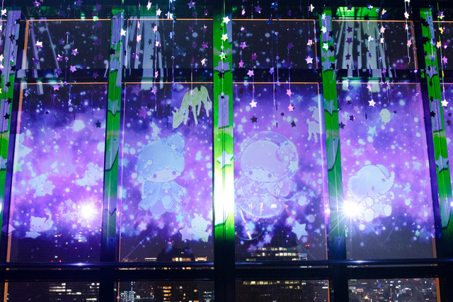 「TOKYO TOWER CITY LIGHT FANTASIA ~Twinkle color miracle☆~」(C)'76, '20SANRIO 著作(株)サンリオ「TOKYO TOWER CITY LIGHT FANTASIA ~Twinkle color miracle☆~」(C)'76, '20SANRIO 著作(株)サンリオ