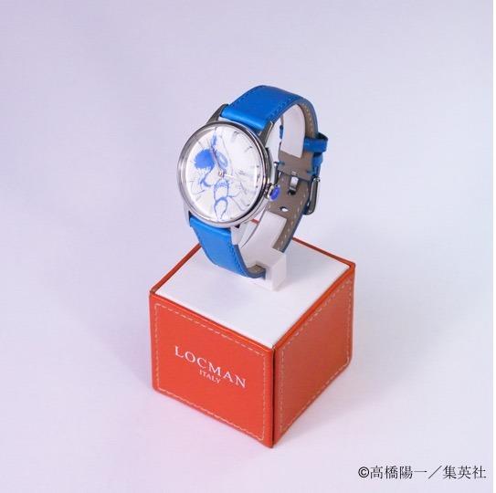 「『キャプテン翼』×LOCMANコラボ時計」72,800円(税込)(C)高橋陽一/集英社