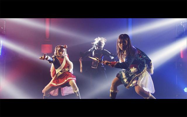 『少女☆歌劇レヴュースタァライト The LIVE ONLINE』(C)Project Revue Starlight