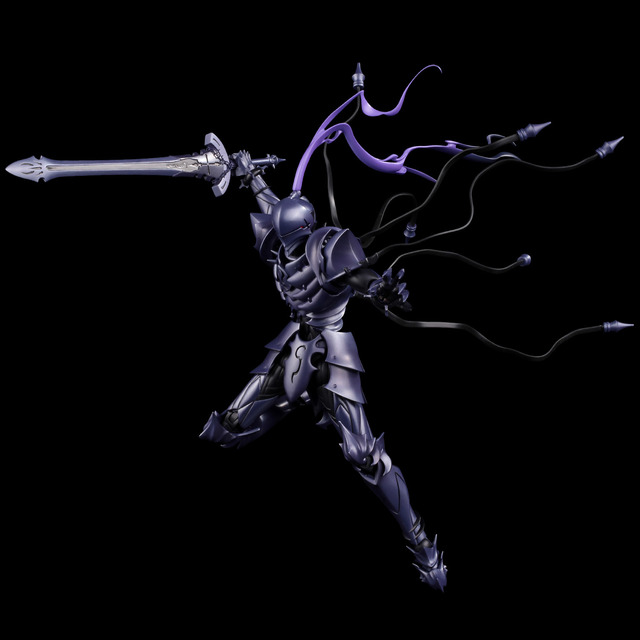 「Fate/Grand Order バーサーカー/ランスロット アクションフィギュア」14,080円(税込)(C) TYPE-MOON / FGO PROJECT