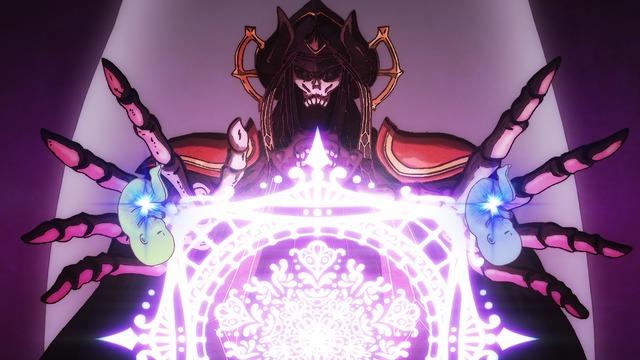 『魔王学院の不適合者 ~史上最強の魔王の始祖、転生して子孫たちの学校へ通う~』第4話先行カット(C)2019 秋/KADOKAWA/Demon King Academy
