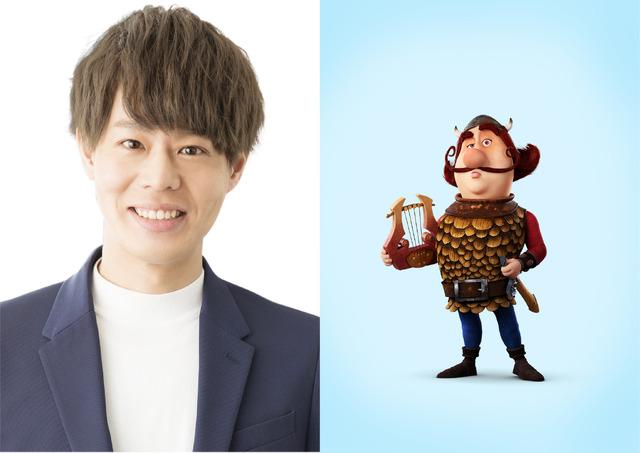 『小さなバイキング ビッケ』神尾晋一郎(ウルメ)(C)2019 Studio 100 Animation - Studio 100 Media GmbH - Belvision