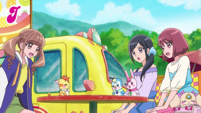「『ヒーリングっど プリキュア』第18話先行場面カット」(C)ABC-A・東映アニメーション