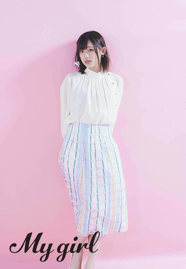 高橋李依 / My Girl vol.30 掲載カット Photo by Hayato Oishi
