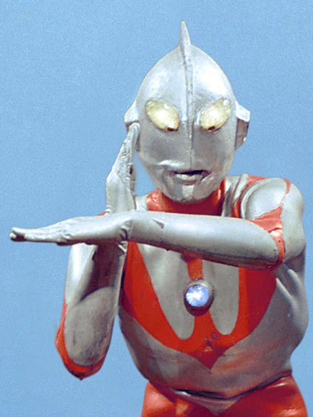 「ウルトラマン 姿形のナゾ?」Aタイプ(C)円谷プロ(C)特撮のDNA製作委員会