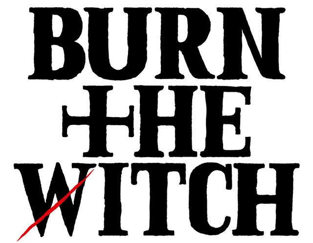 「アニメ『BURN THE WITCH』ロゴ」(C)久保帯人/集英社・「BURN THE WITCH」製作委員会