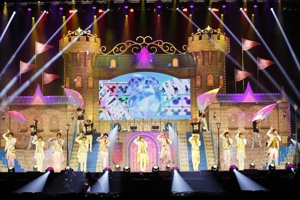「Disney 声の王子様Voice Stars Dream Live 2020(ニコニコ生放送)」ライブカットPresentation licensed by Disney Concerts.(C)Disney