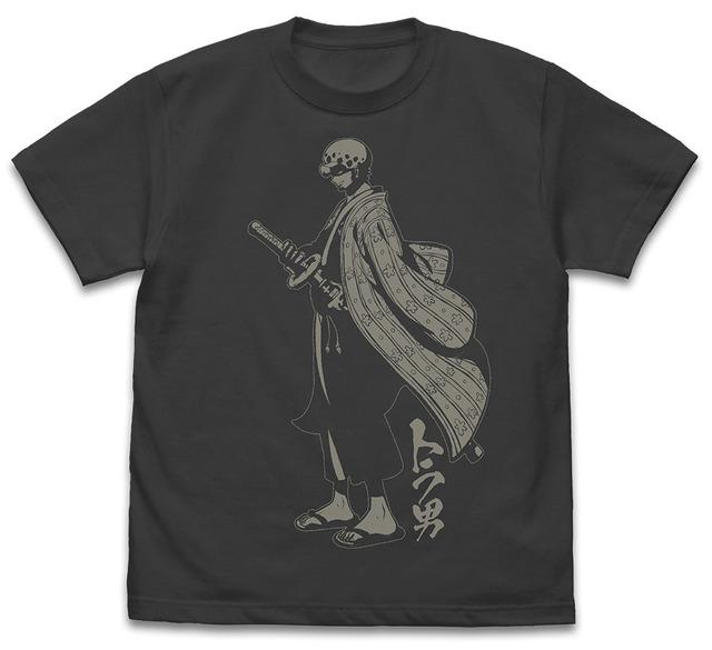 「トラ男 Tシャツ」2,900円(税抜)(C)尾田栄一郎/集英社・フジテレビ・東映アニメーション