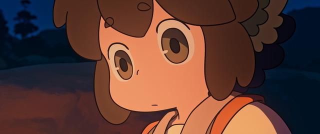 『羅小黒戦記(ロシャオヘイセンキ) ぼくが選ぶ未来』場面カット(C) Beijing HMCH Anime Co.,Ltd