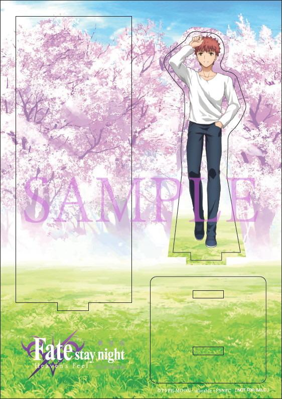 「Fate/stay night[HF]」III.spring song,第4周&第5周入pure ufotable描绘放下透视画台灯!-小柚妹站