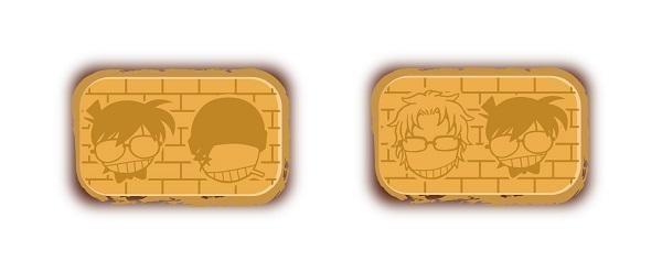 『名探偵コナンたい焼き』500円(税込)(C)青山剛昌/小学館・読売テレビ・TMS 1996 (C)SEGA