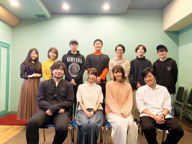 10月4日开始放送!主题曲和PV第2弹也公开了大久保瑠美的挑战企划-小柚妹站