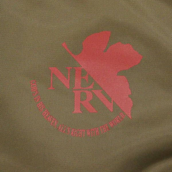 「ネルフ N-3Bジャケット」18,000円(税別)(C)カラー