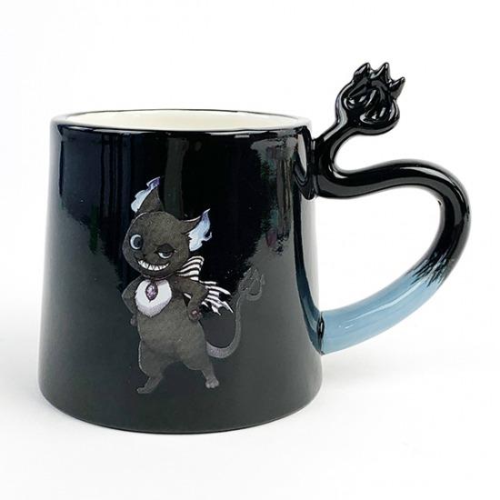 マグカップ(全8種)1,628円(税込)(C)Disney