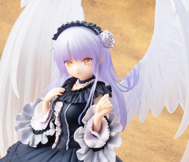 「1/7スケール塗装済み完成品フィギュア Angel Beats! 立華かなで Key20周年記念ゴスロリver.」15,500円(税抜)(C)VISUAL ARTS/Key