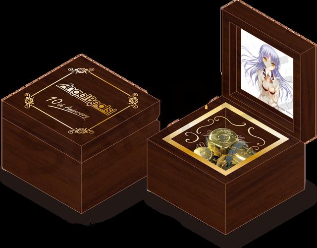 TVアニメ『Angel Beats!』放送10周年記念オルゴール(C)VISUAL ARTS/Key