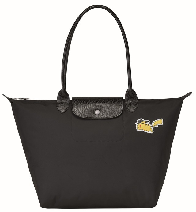 「Longchamp x Pokemon」Le Pliage Collection Pokemon オリジナルデザイン(C)2020 Pokemon.(C)1995-2020 Nintendo/Creatures Inc./GAME FREAKinc.TM,(R), and character names are trademarks of Nintendo