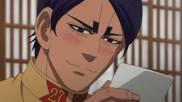 TVアニメ『ゴールデンカムイ』鯉登少尉(C)野田サトル/集英社・ゴールデンカムイ製作委員会