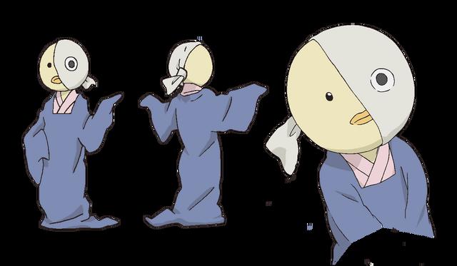 ミツミ(声:金元寿子)(C)緑川ゆき・白泉社/「夏目友人帳」製作委員会