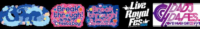 ブシロードミュージックが開催したライブイベント5公演(C)BanG Dream! Project(C)Craft Egg Inc.(C)ARGONAVIS project.(C)DeNA Co., Ltd. All rights reserved.(C)bushiroad All Rights Reserved.