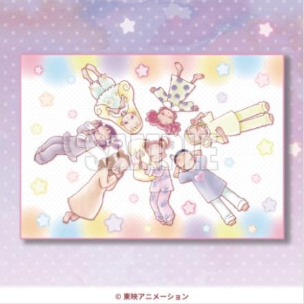 「S賞: ブランケット(全1種)」1回680円(税込)(C)東映アニメーション