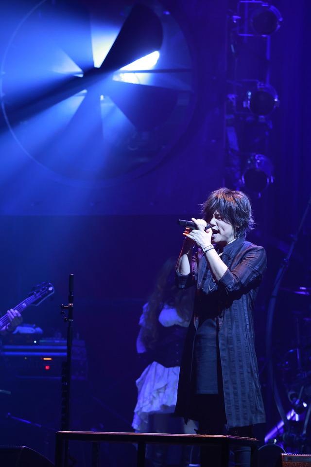 「森久保祥太郎 LIVE 2020 心・裸・晩・唱~PHASE8~ONLINE」ライブカット カメラマン:草刈雅之