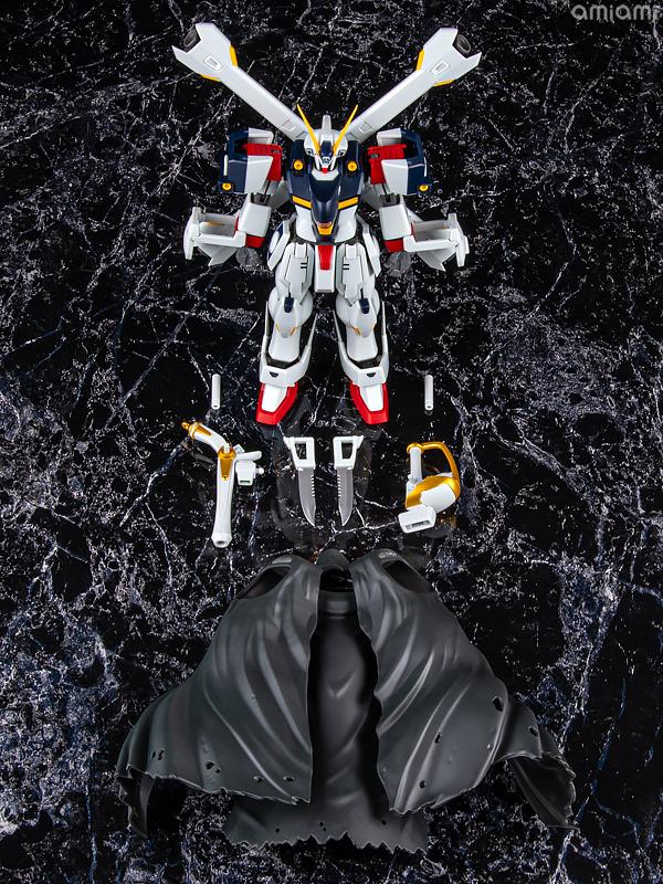 「ROBOT魂 〈SIDE MS〉 クロスボーン・ガンダム X1/X1改 EVOLUSION SPEC 『機動戦士クロスボーン・ガンダム』」8,250円(税込)(C)創通・サンライズ