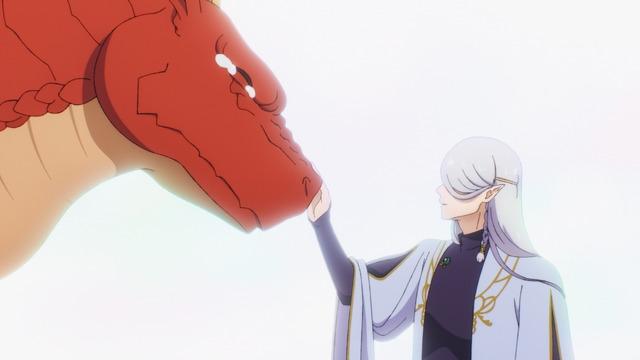 『ドラゴン、家を買う。』場面カット(C)多貫カヲ・絢 薔子/マッグガーデン・「ドラゴン、家を買う。」製作委員会