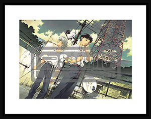 「B4複製原画」30,000円(税抜)(C)カラー