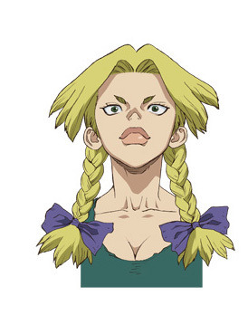 「TVアニメ『Dr.STONE』ニッキー」(C)米スタジオ・Boichi/集英社・Dr.STONE製作委員会