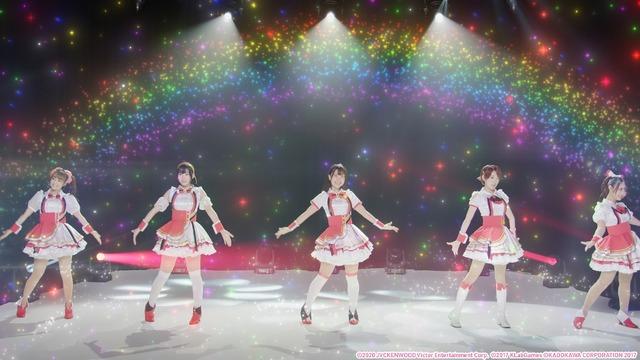 「『ラピスリライツ~この世界のアイドルは魔法が使える~』LiGHTs「700,000,000,000,000,000,000,000(セブンハンドレッドセクスティリオン)の空で」(C)2017 KLabGames(C)KADOKAWA CORPORATION 2017(C)Shengqu Games