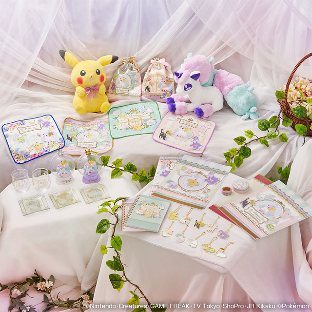 「一番くじ Pokemon for you~Dramatic Collection~」1回650円(税込)(C)Nintendo・Creatures・GAME FREAK・TV Tokyo・ShoPro・JR Kikaku(C)Pokemon