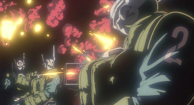 『機動警察パトレイバー2 the Movie 4DX』場面カット(C)1993 HEADGEAR/BANDAI VISUAL/TOHOKUSHINSHA/Production I.G