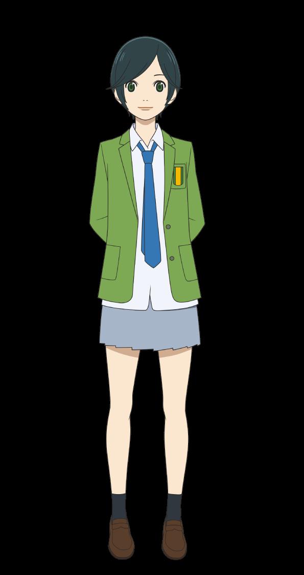 田勢恵梨子(C)新川直司・講談社/2021「映画 さよなら私のクラマー」製作委員会