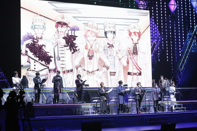 """「アイドリッシュセブン 5th Anniversary Event """"/BEGINNING NEXT""""」(C) アイドリッシュセブン"""