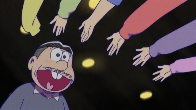 第16話「ナンマイダー来襲」先行カット(C)赤塚不二夫/おそ松さん製作委員会